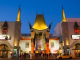 Mann´s Chinese Theatre v Los Angeles
