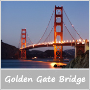 golden gate bridge ikona